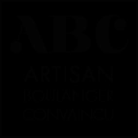 Logo ABC Monochrome Noir 1
